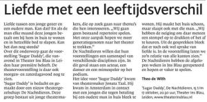 Leids Dagblad 15-10-2015