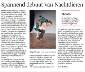 Leids Dagblad 17-10-2015