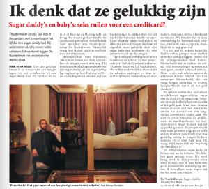 Leidsch Universitair Weekblad Mare 15-10-2015
